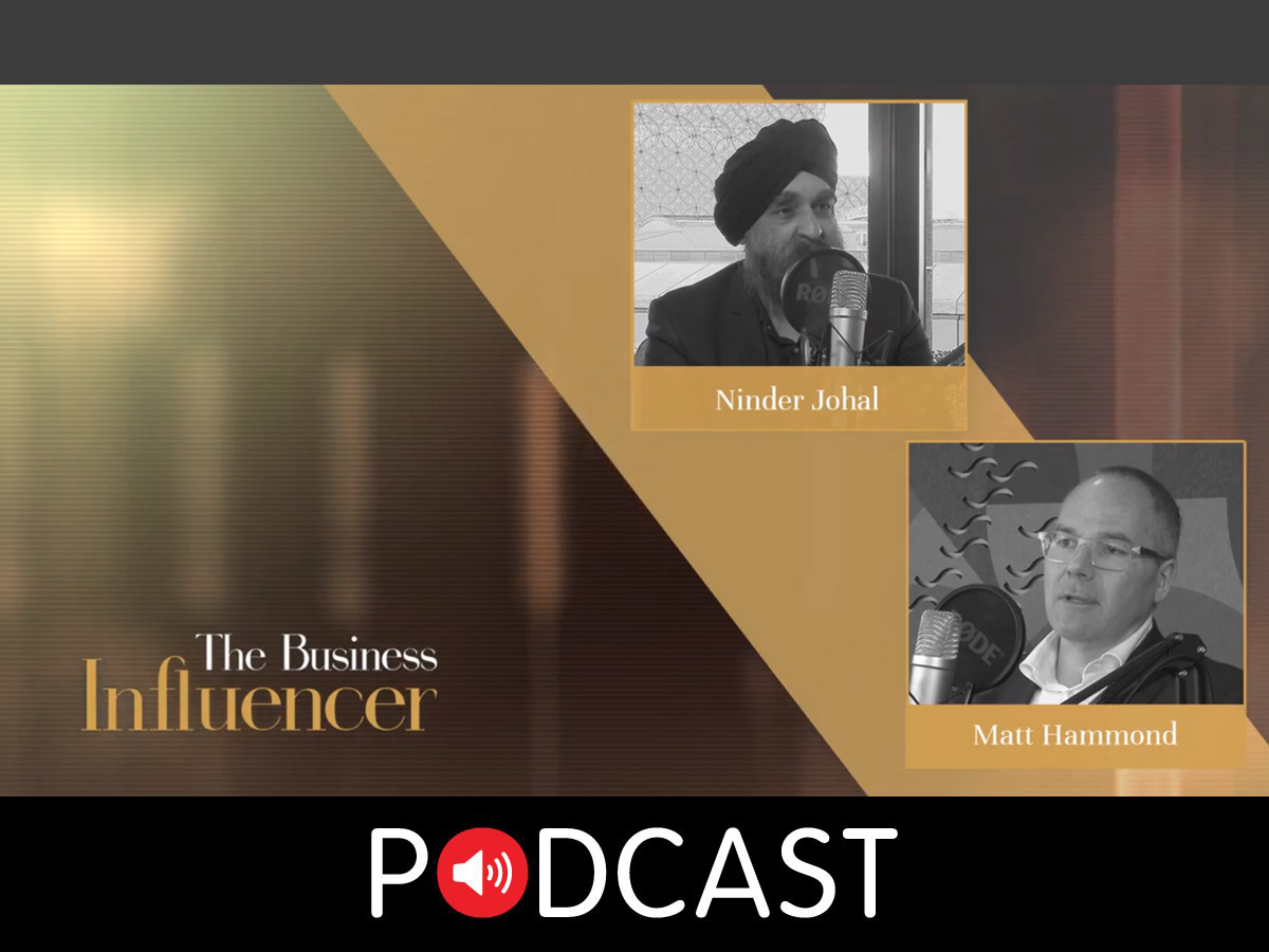 Recovery, Future Working & Place - Matt Hammond | TBI Podcast | Episode 17