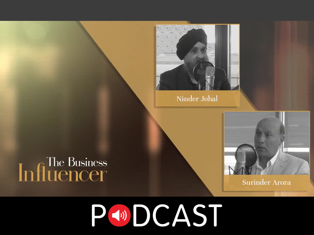 From Immigrant to Billionaire | TBI Podcast | Episode 22