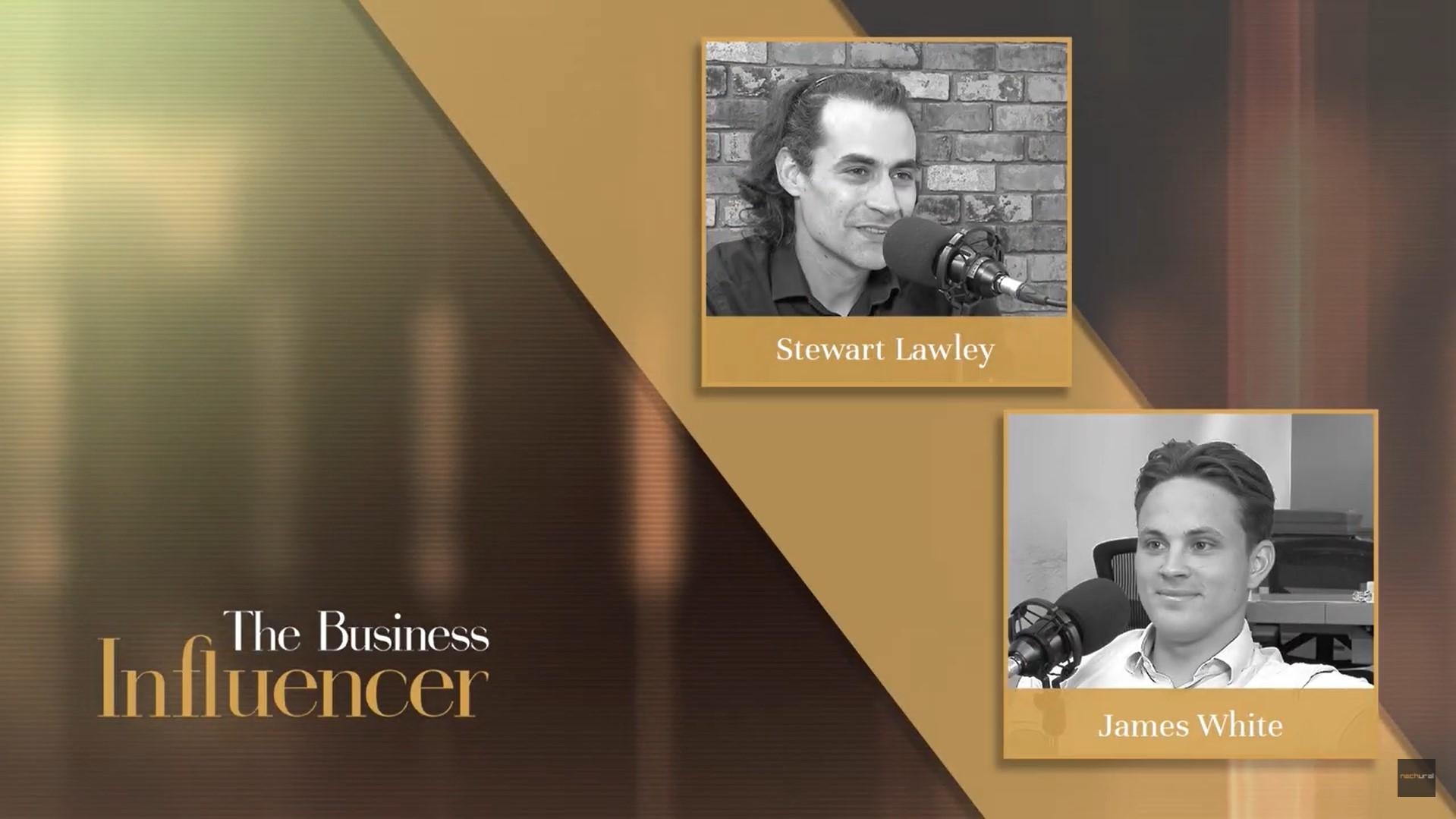'White No Sugar': A Journey Into Tech Recruitment | The Business Influencer Podcast | Episode 31