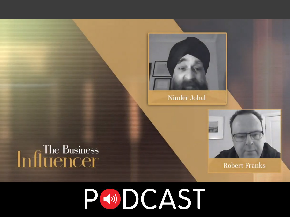 What is the Future Role of 5G? | The Business Influencer Podcast | Episode 4