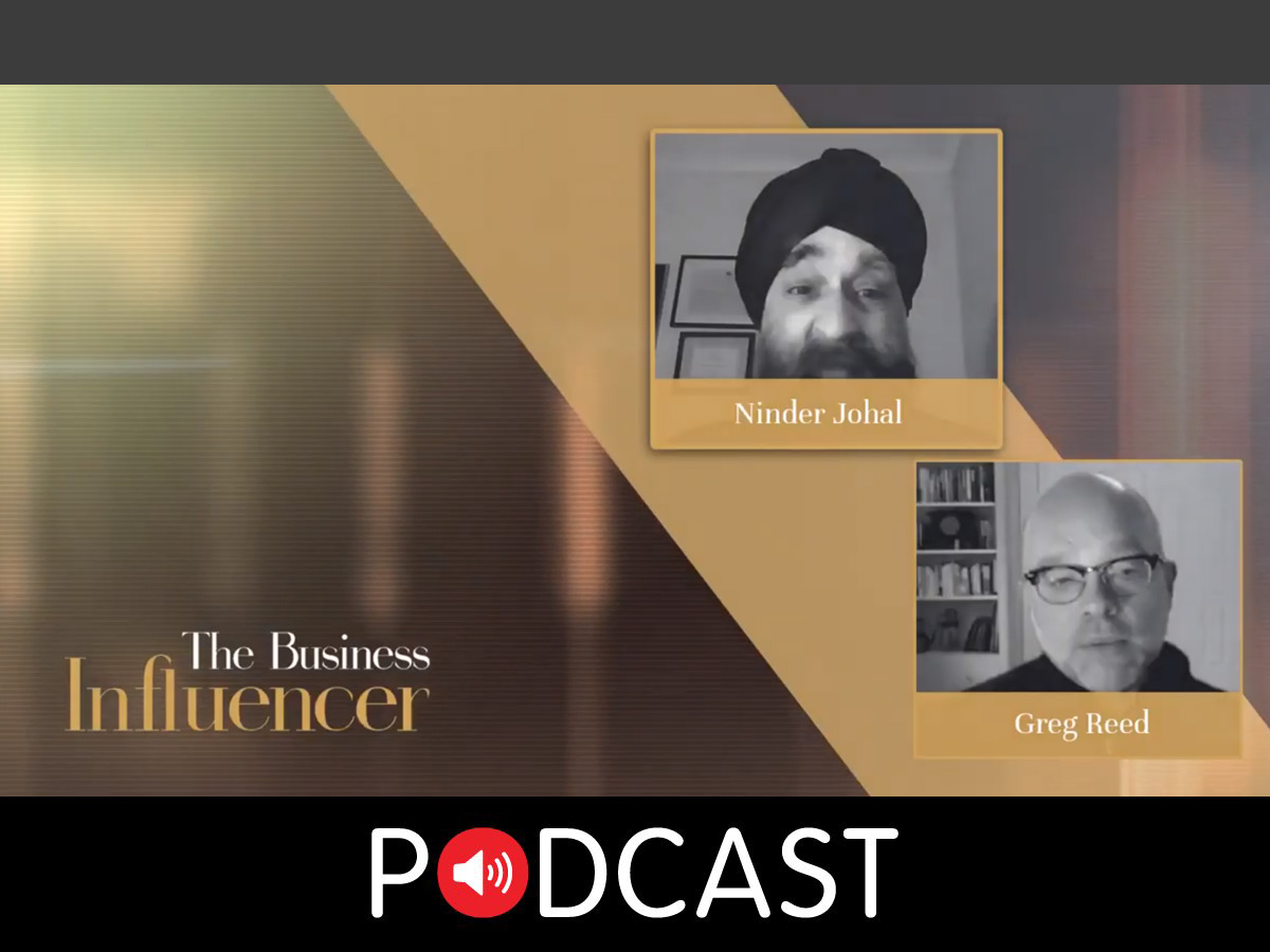 Leading a Change in Organisational Culture - Greg Reed   The Business Influencer Podcast   Ep 5