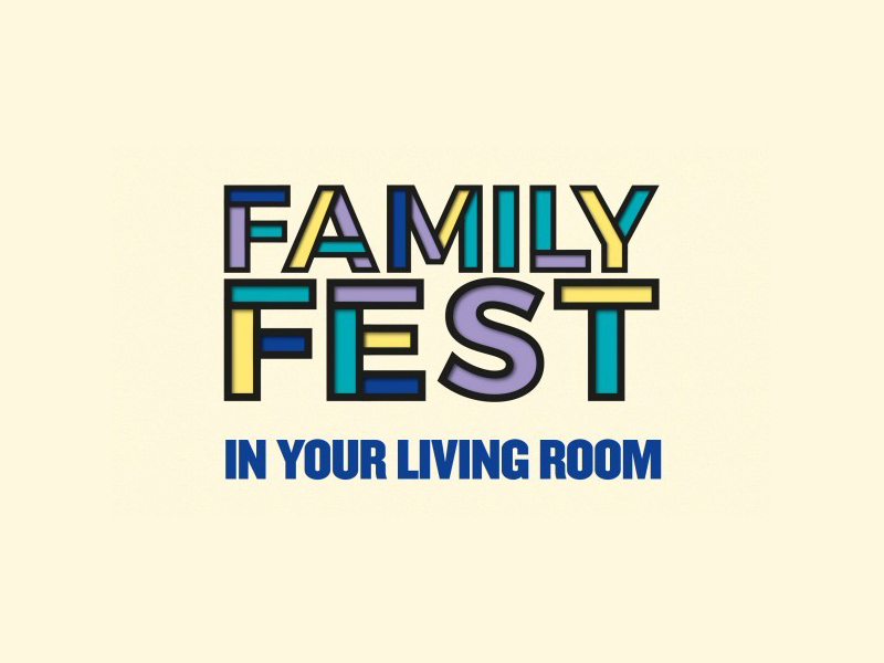 Theatre launches online Family Fest…with a loo-roll themed competition