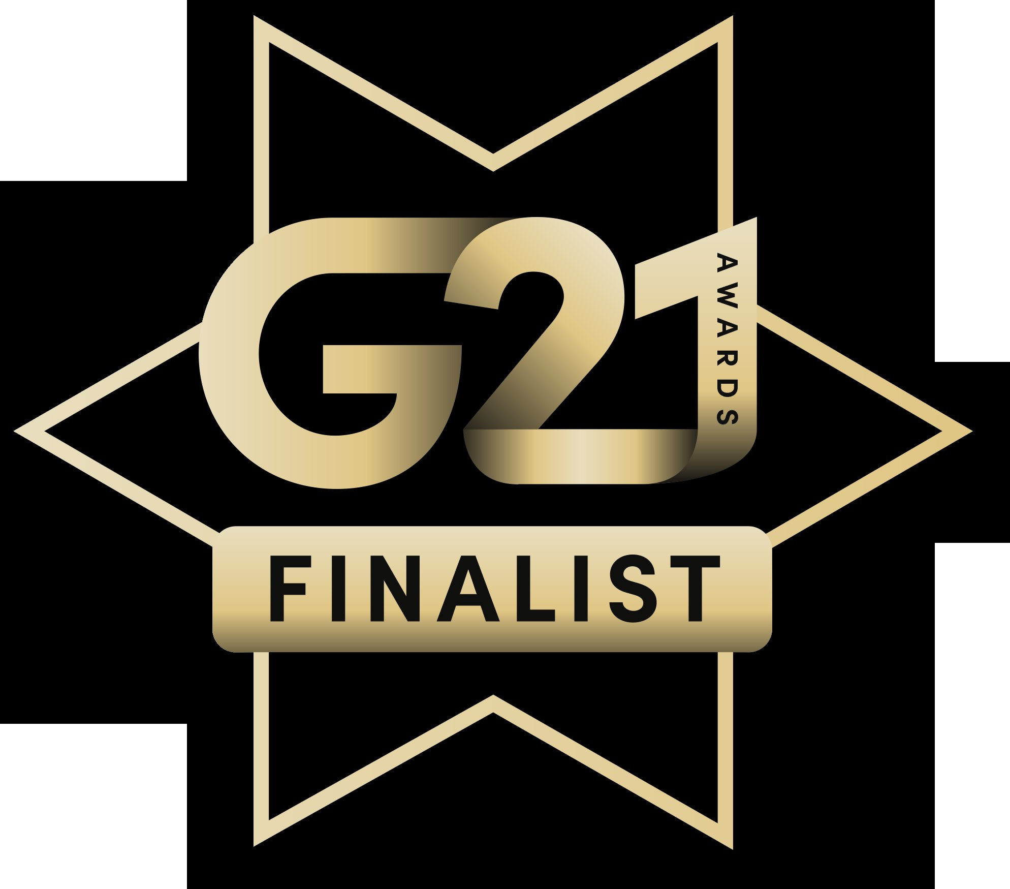 Liniar feeling double the love with G21 Award nominations