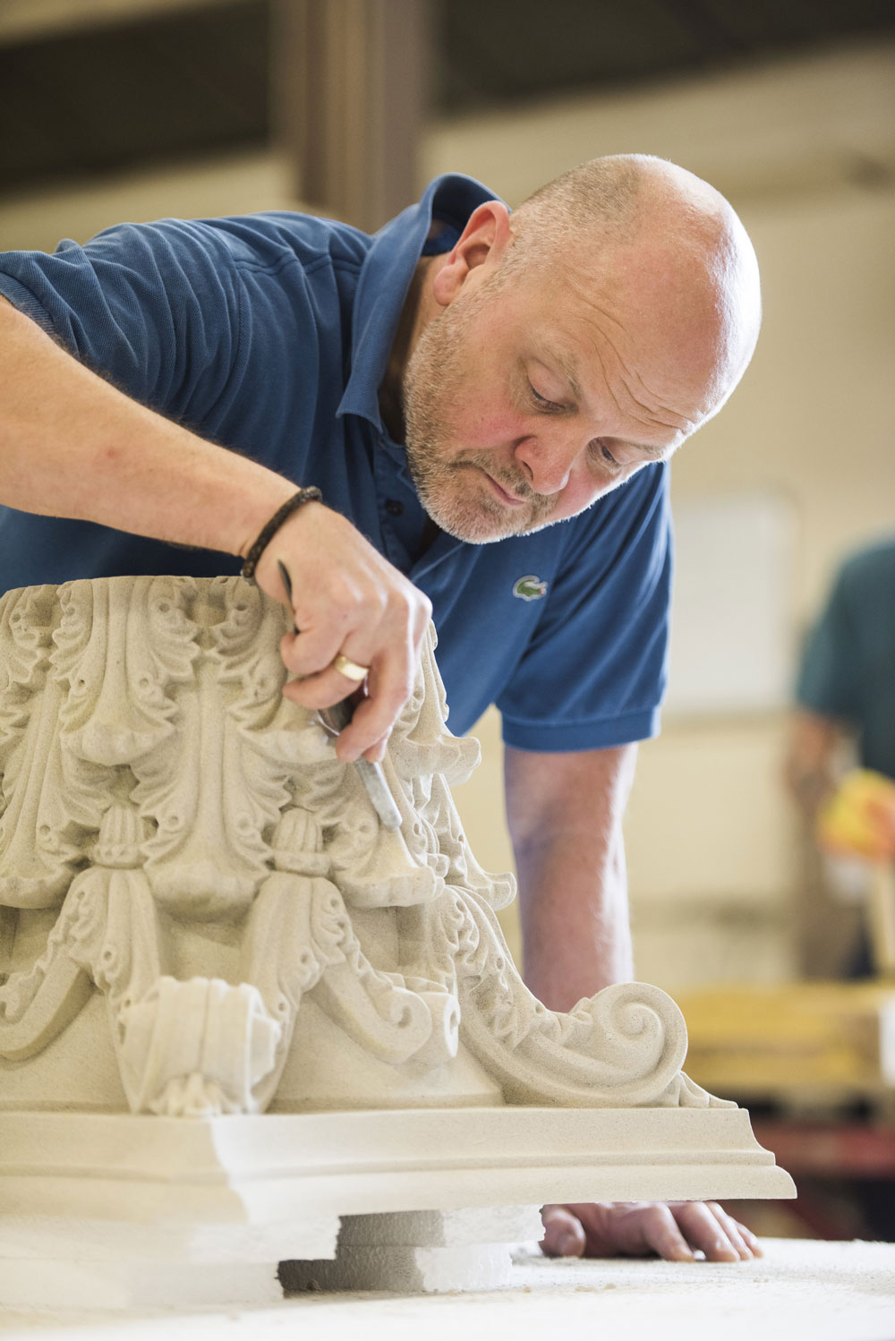 Northants Stonework Business Recognised as one of Britain's Greatest Brands