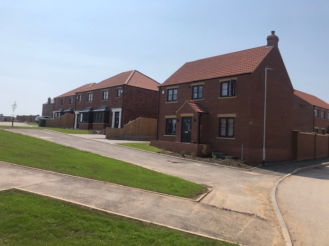 Go-ahead for next phase of Charterpoint's Louth housing scheme