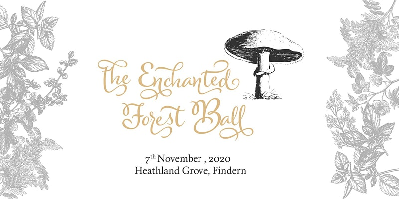 Maria Hanson MBE founder of me&dee invites you to the Enchanted Forest Ball