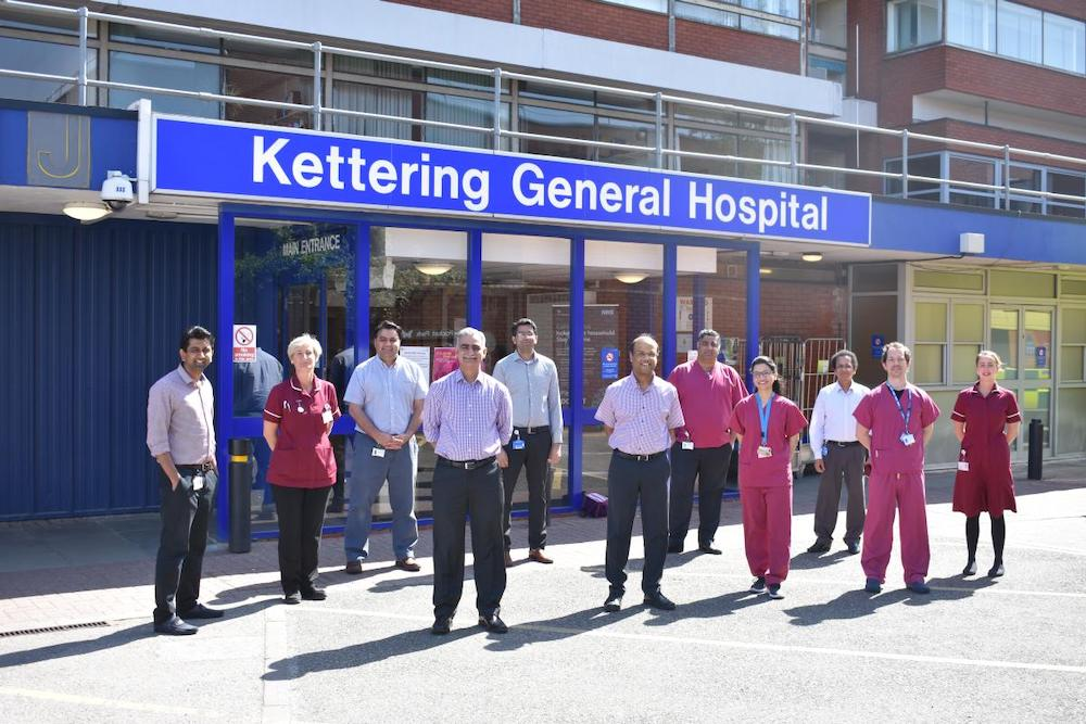 KGH's Respiratory Service wins Excellence in Patient Care Award