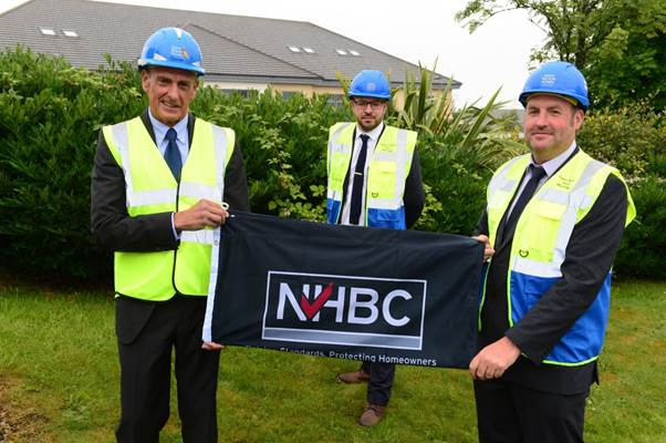 DAVID WILSON HOMES SITE MANAGERS IN LEICESTERSHIRE RECOGNISED AMONGST BEST IN THE COUNTRY