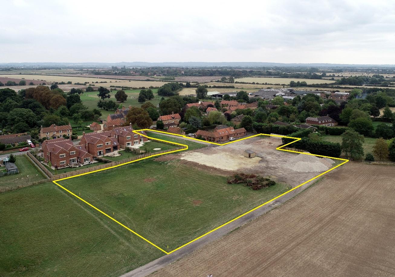 Thoroton farmyard site sells to Wheatcroft Land for development