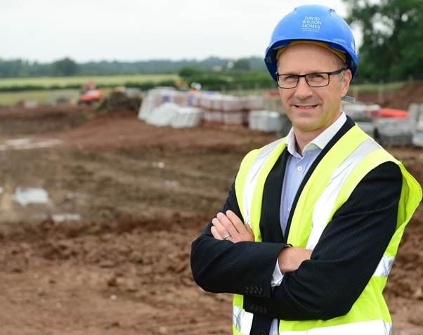 LEICESTERSHIRE HOMEBUILDER'S NEW SITES TO BRING BOOST OF OVER 800 JOBS IN 2021