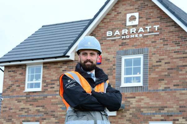 SITE MANAGER RECOGNISED FOR CONSTRUCTION EXCELLENCE IN NEWARK