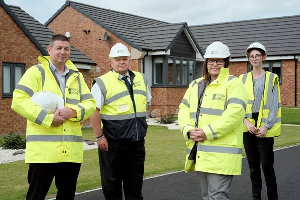 Nottinghamshire housebuilder nominated for Building Excellence award