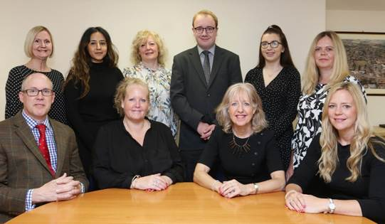 Lettings director celebrates 25-year anniversary with regional property firm
