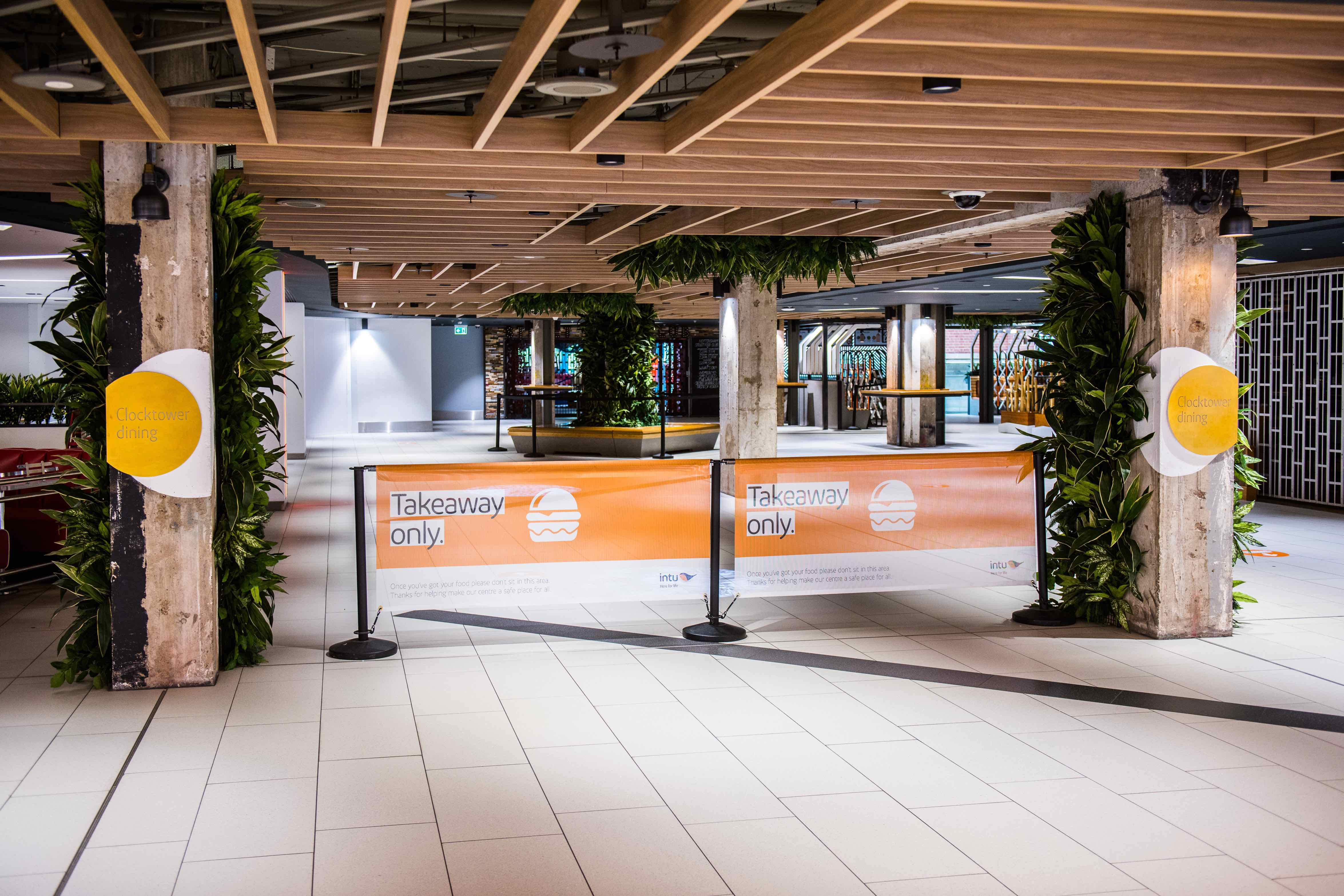 INTU VICTORIA CENTRE PROVIDES MORE DETAILS ON HOW IT WILL REMAIN COVID-SECURE