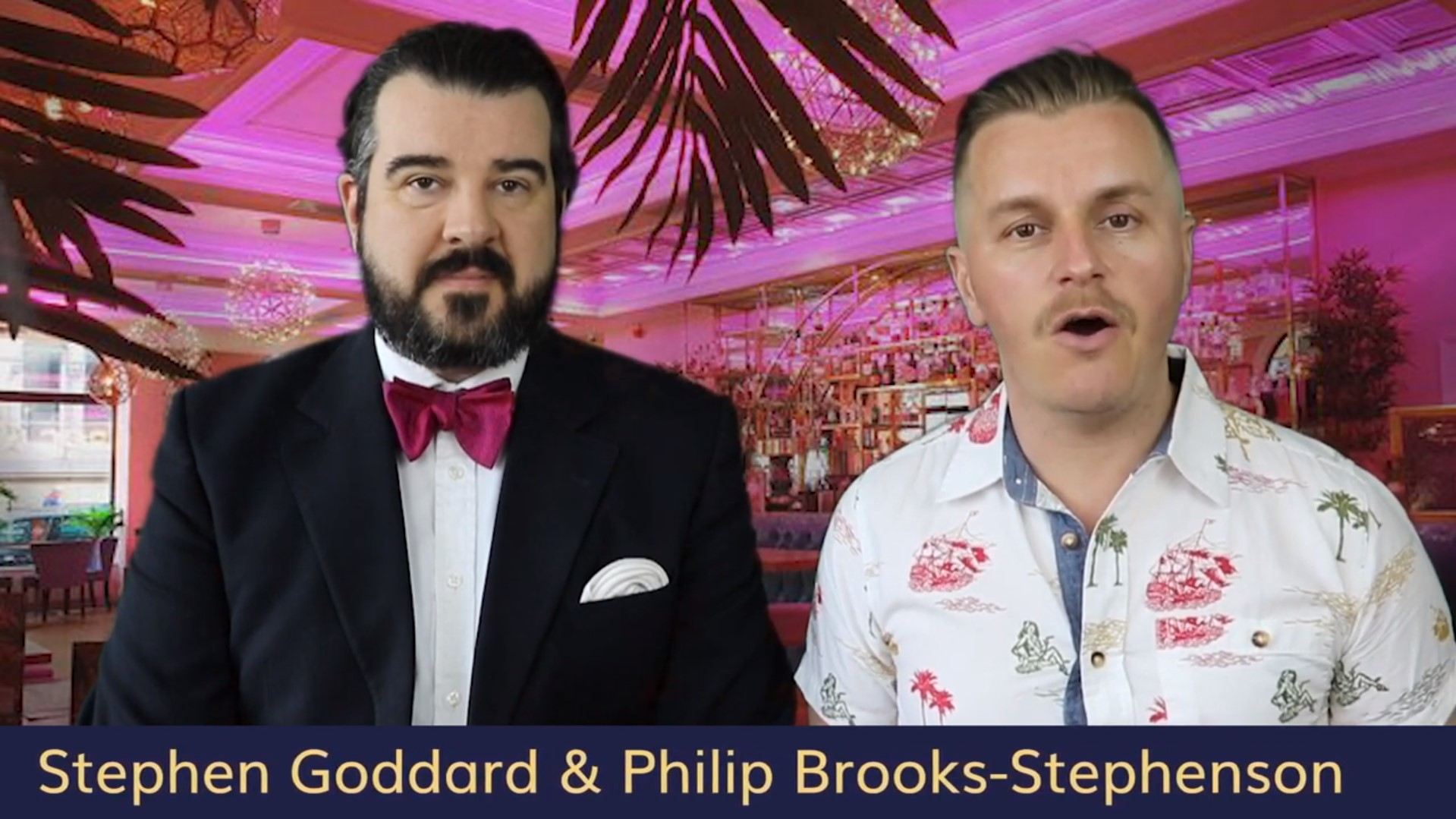 Award-winning free online business networking hosted by: Stephen & Philip from KuKu Connect