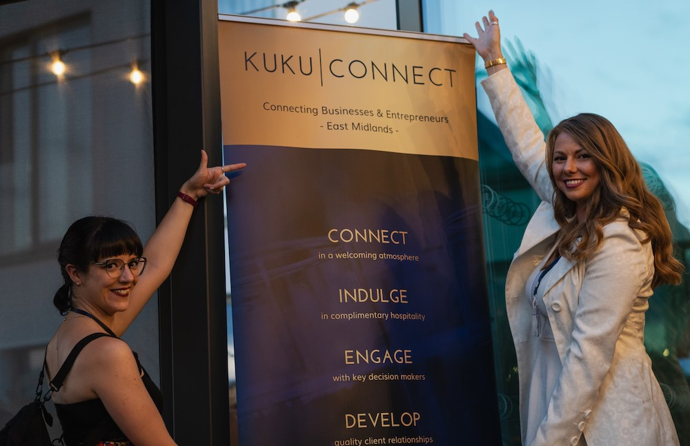 Huge success for KuKu in Notts