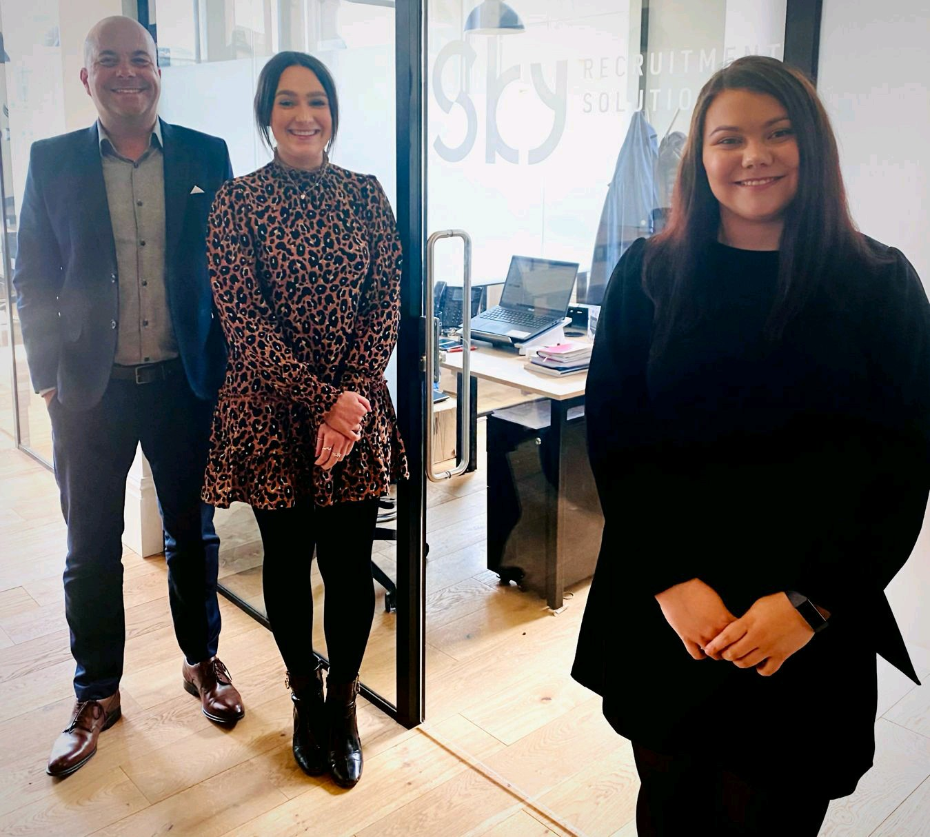 Business Growth Heads 'Sky High' for East Midlands Recruitment Group
