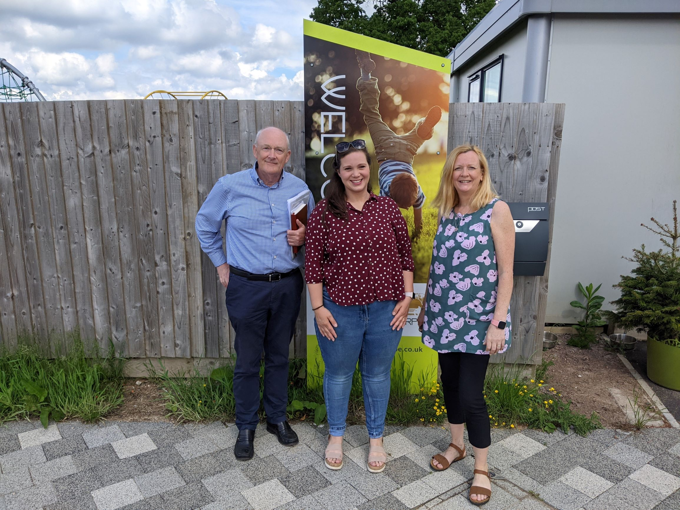 LOCAL RESIDENT BECOMES AMBASSADOR FOR SUSTAINABLE TRAVEL AT NEW PROPERTY DEVELOPMENT