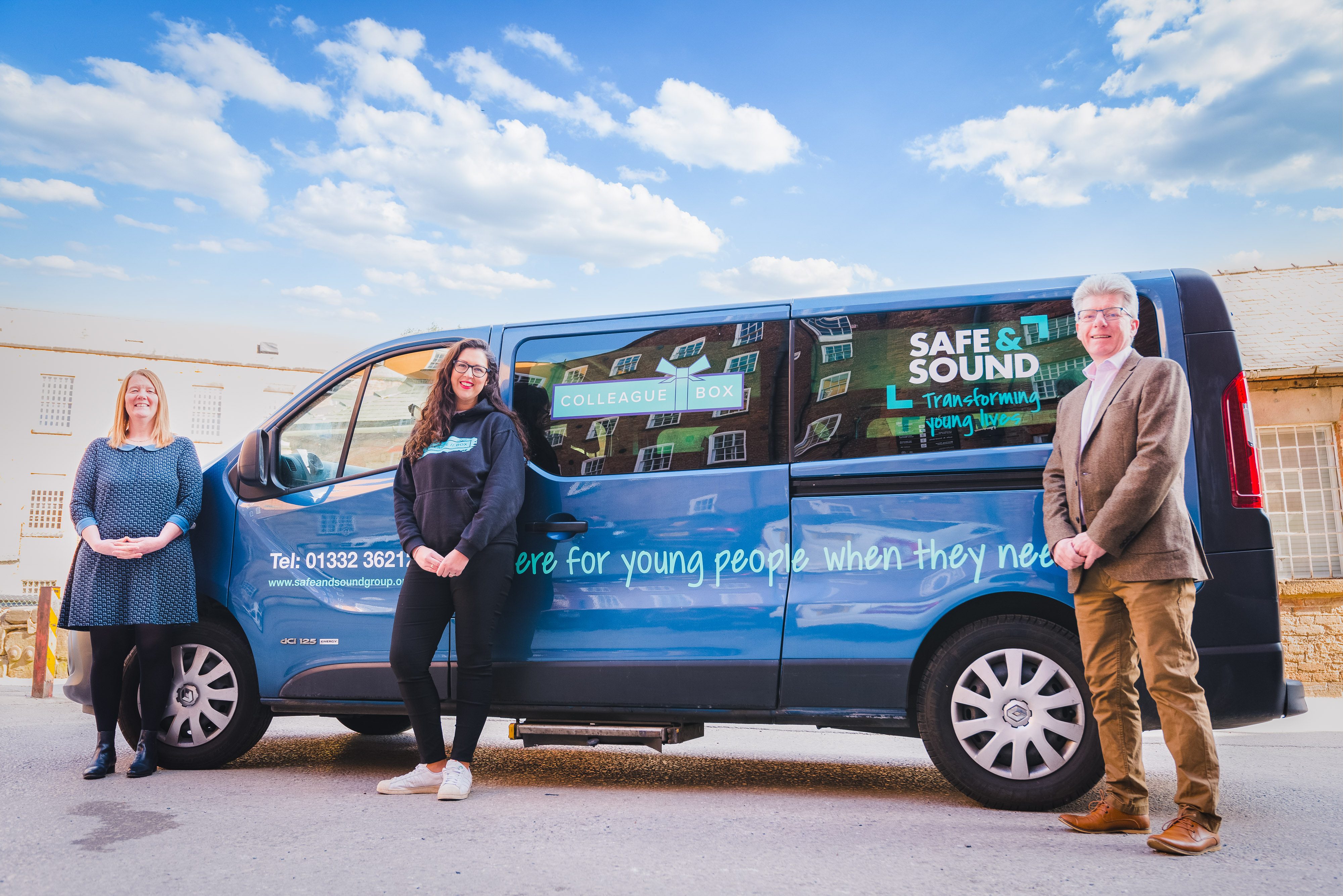 Safe and Sound Gears Up For Mobile Support In Local Communities