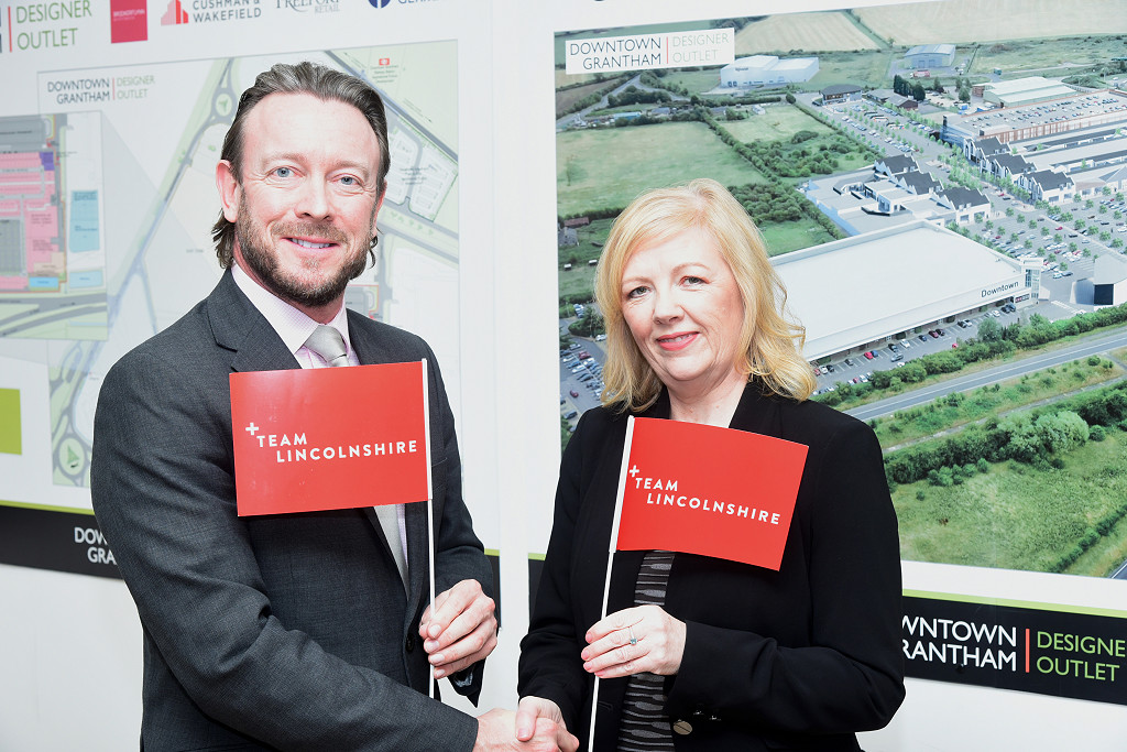 Oldrids Becomes 100th Team Lincolnshire Member