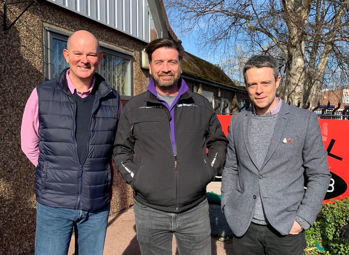 RDA Asked To Support DIY SOS Nottingham Project