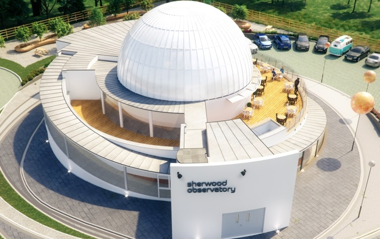 Businesses urged to back £4.25m planetarium plans