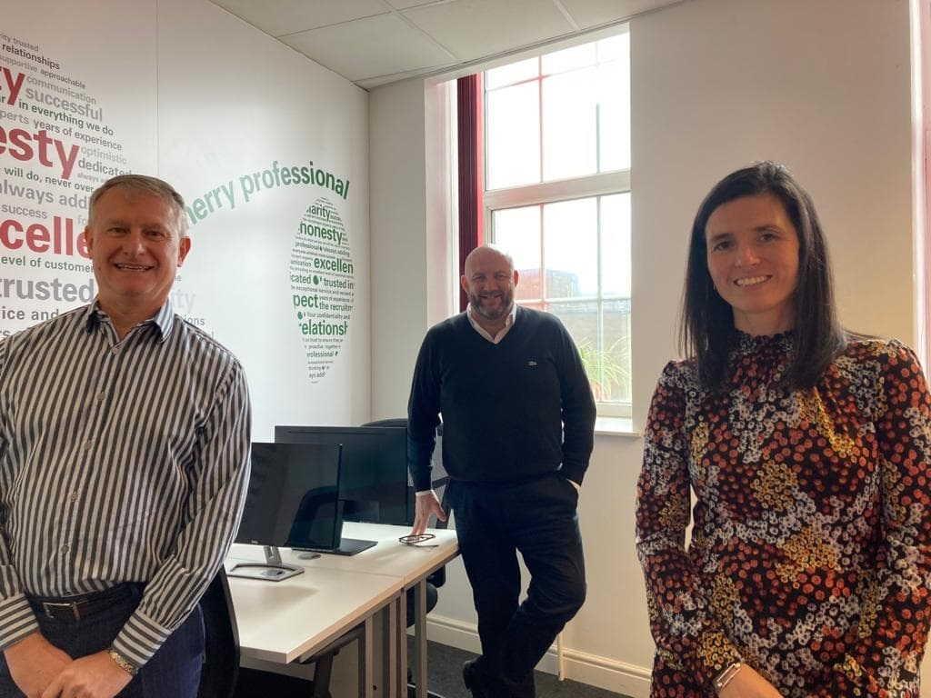 New Director revealed at Cherry Professional as it sets out ambitious growth plans