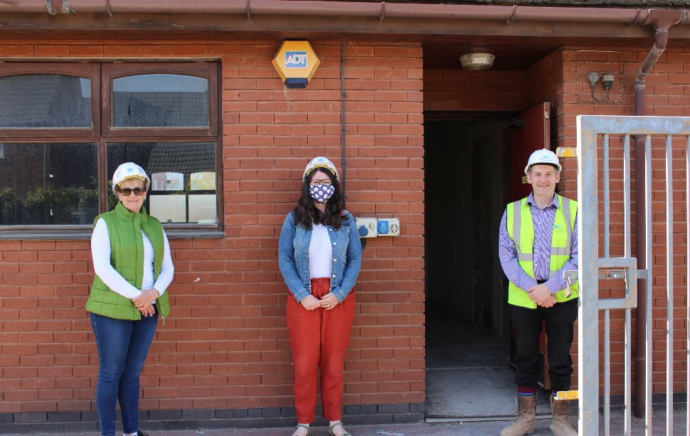 National charity moves to new offices in Mountsorrel, Leicestershire