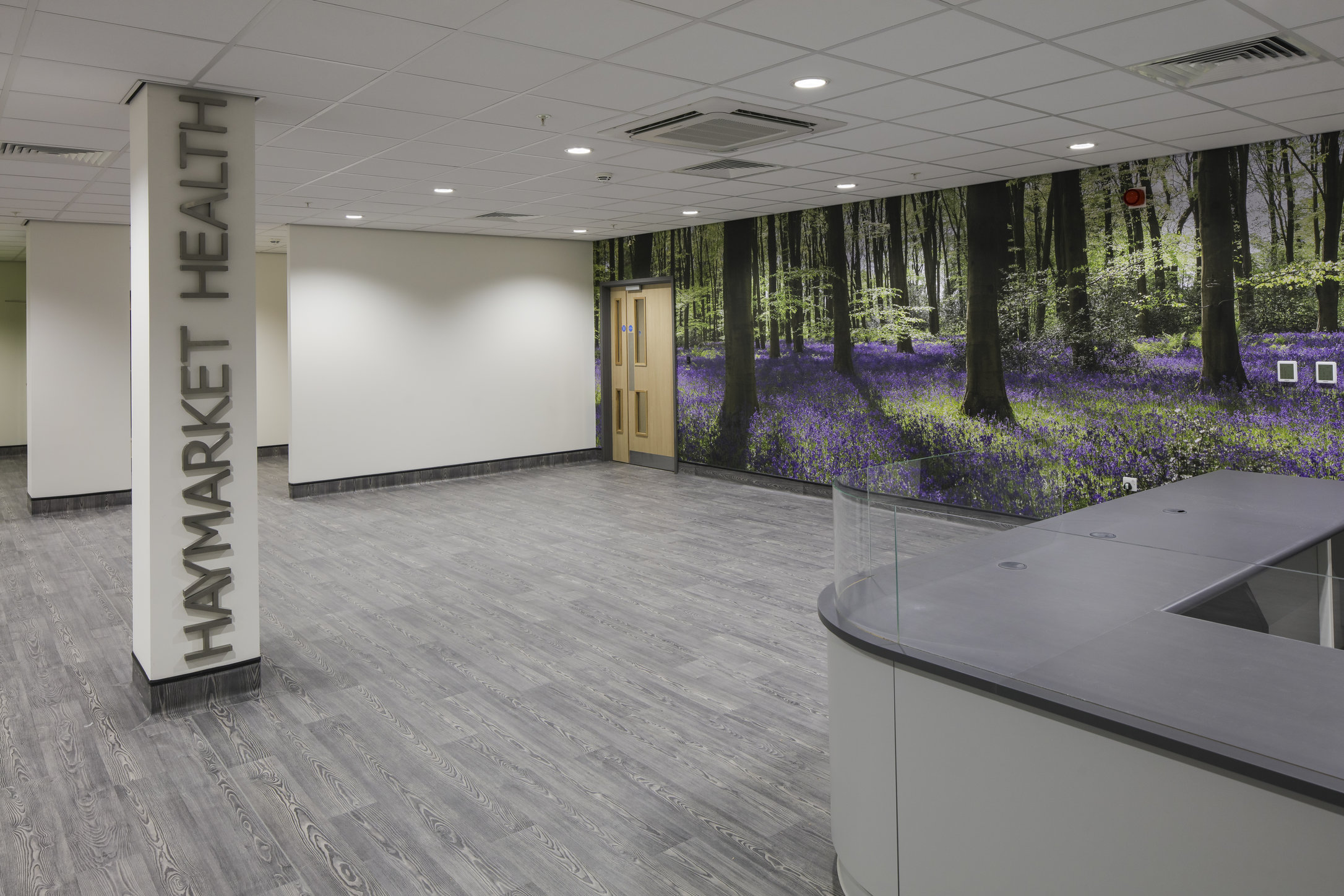 J Tomlinson completes refurbishment of Leicestershire sexual health clinic
