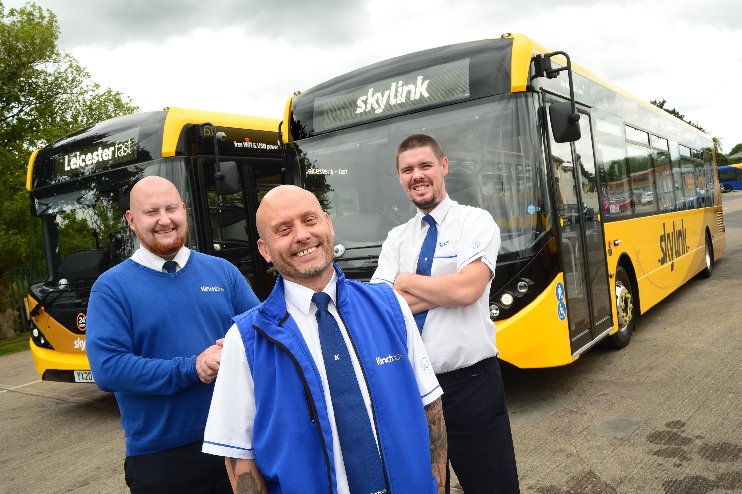 First class upgrade for skylink