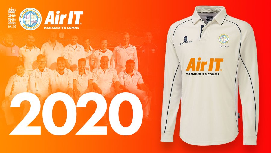 Papplewick & Linby CC see Air IT step up to the crease for 2020 Air IT steps up to the crease to support local Cricket Club for 2020