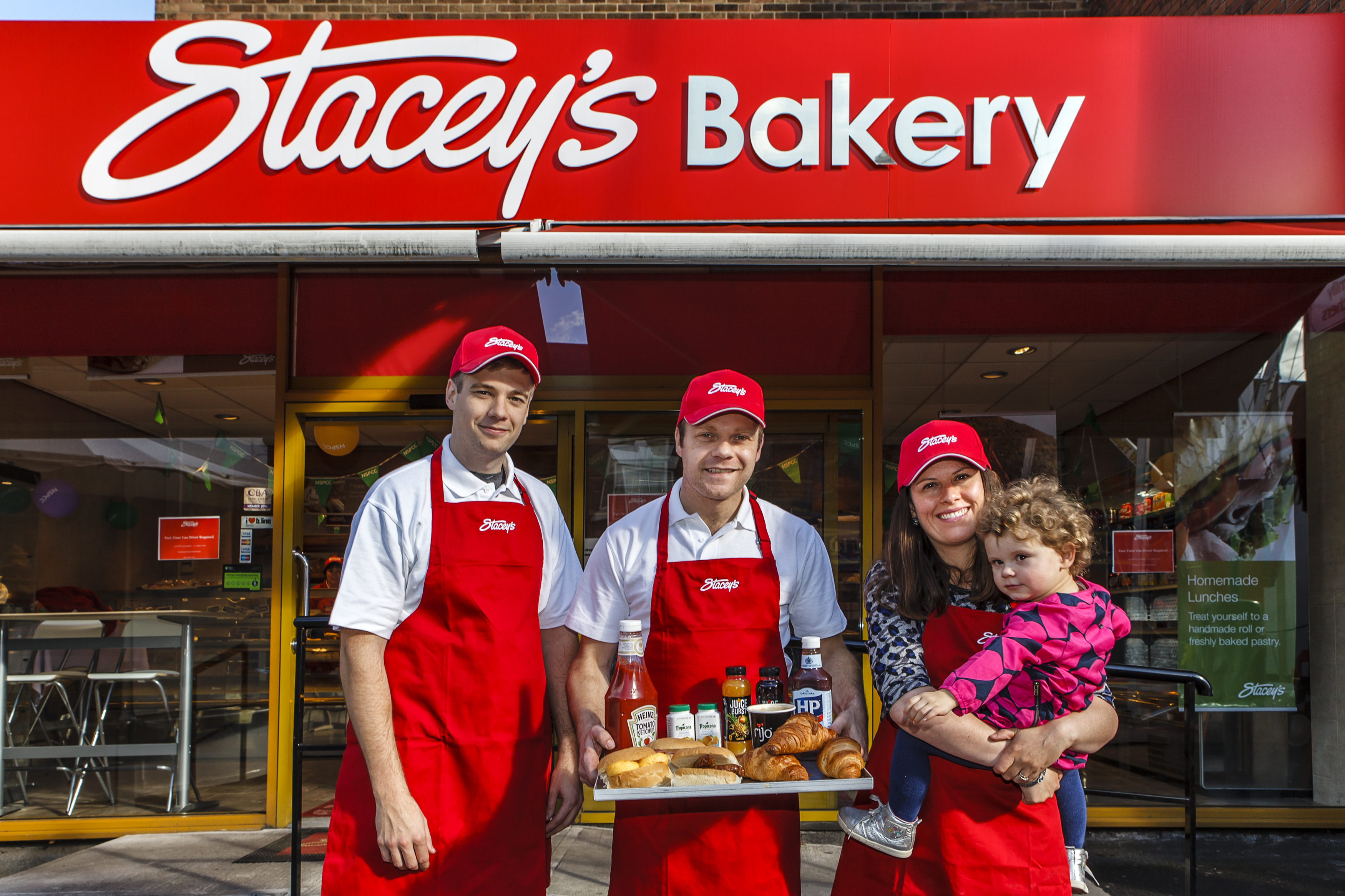 Bakery rises to the challenge to scoop national family business award